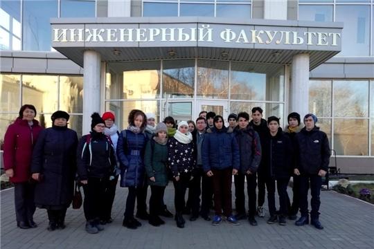 В Чувашской ГСХА стартовал проект «АГРОДЕНЬ»