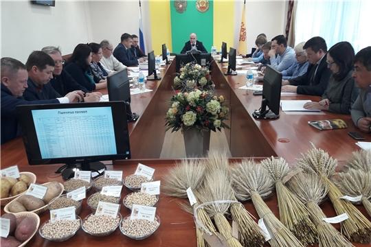 Эксперты республики работают над обновлением сортов сельскохозяйственных культур
