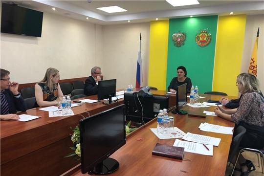 Марина Загребаева провела заседание Комиссии по регулированию социально-трудовых отношений в АПК