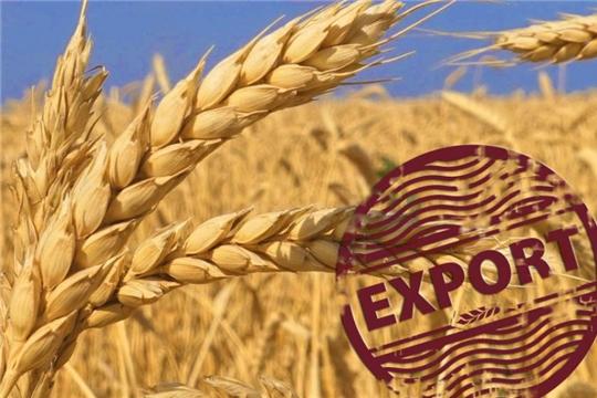 За 10 месяцев аграриями республики экспортировано продукции на 21,8% больше, чем за аналогичный период прошлого года.