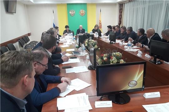 В Минсельхозе Чувашии состоялась встреча с руководителями животноводческих хозяйств республики
