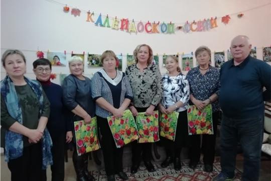 В Новочебоксарском социальном центре состоялось мероприятие посвященное Международному дню пожилых людей