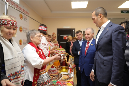 Глава Чувашии Михаил Игнатьев: «Наша задача – сберечь традиции народов России»