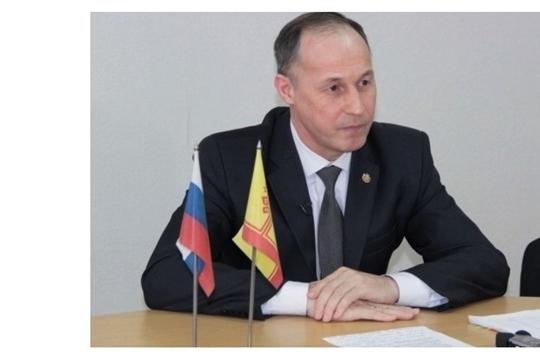 «Прямая линия» с министром труда и социальной защиты Чувашской Республики Сергеем Димитриевым пройдет 6 декабря