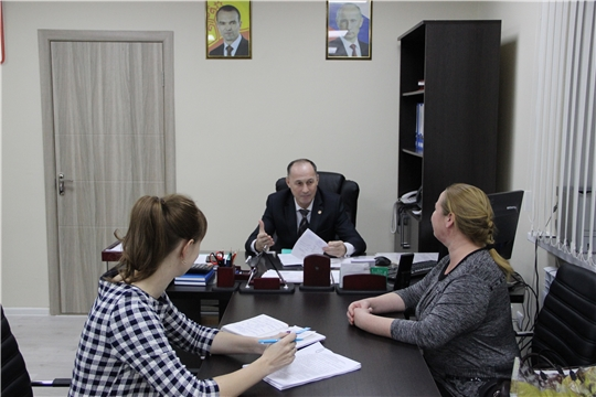 Министр Сергей Димитриев провел приём граждан по вопросам социальной поддержки в Чувашии