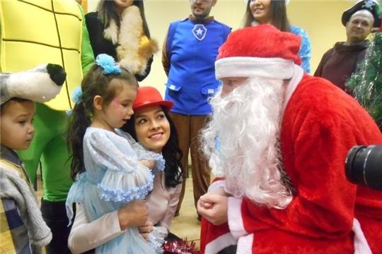 Минтруд Чувашии организует новогодние представления для более 1700 детей, нуждающихся в социальной поддержке