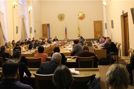 Заседание Межведомственной комиссии по охране труда