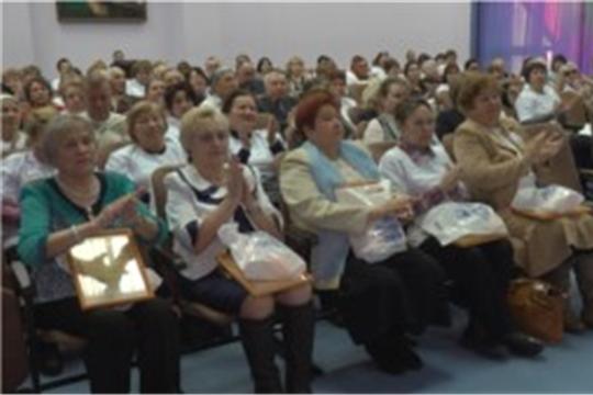 Открылся форум «серебряных» волонтеров Чувашии