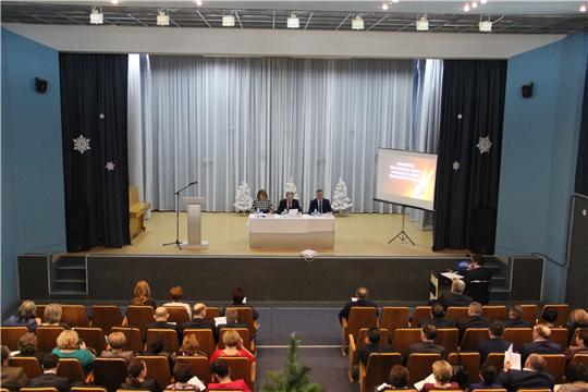 На расширенном заседании Коллегии Минтруда Чувашии подвели итоги года по содействию занятости населения и социальному обслуживанию семей и детей