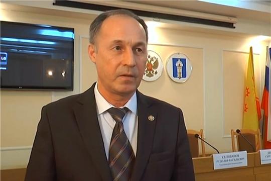 Жизнь столицы - Рабочее совещание в администрации Батыревского района Чувашской Республики