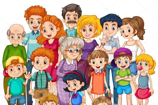 В большой семье и счастья больше: малыш Виталий стал одиннадцатым ребёнком в семье