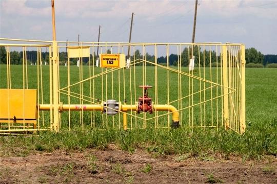 Утверждены границы охранных зон газораспределительных сетей в Моргаушском районе