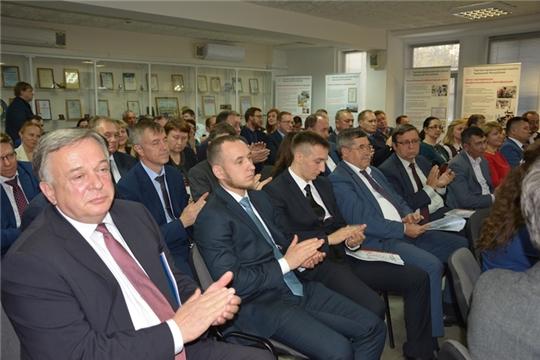Состоялась конференция, посвященная 25-летию Торгово-промышленной палаты Чувашии