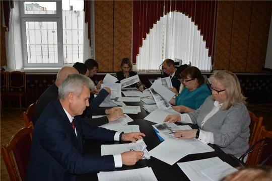 Заседание Координационного совета по вопросам оказания имущественной поддержки субъектам малого и среднего предпринимательства