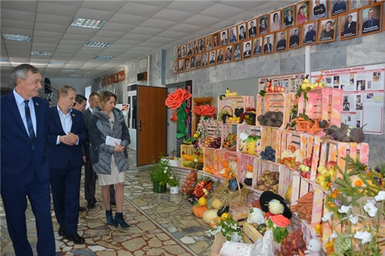 Аликовский район отметил День работника сельского хозяйства и перерабатывающей промышленности