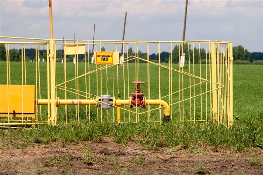 Утверждены границы охранных зон газораспределительных сетей в г. Чебоксары