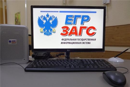 Состоялась видеоконференция по вопросам промышленной эксплуатации ЕГР ЗАГС