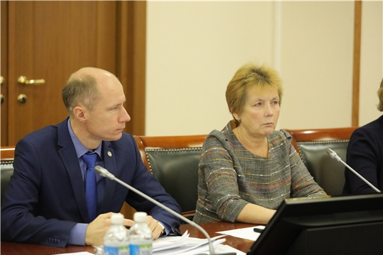 На заседании антитеррористической комиссии рассмотрены вопросы совершенствования нормативного правового регулирования антитеррористической деятельности
