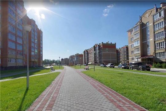 В муниципальную собственность г.Чебоксары переданы земельные участки под автодорогой и пешеходными бульварами в микрорайоне «Новый город»