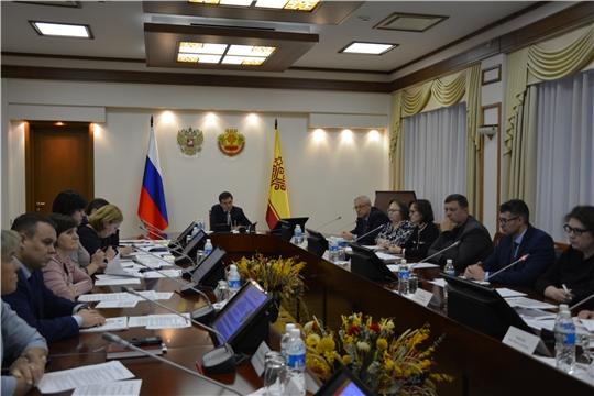 Заседание Правительственной комиссии по проведению государственной кадастровой оценки объектов недвижимости, включая земельные участки