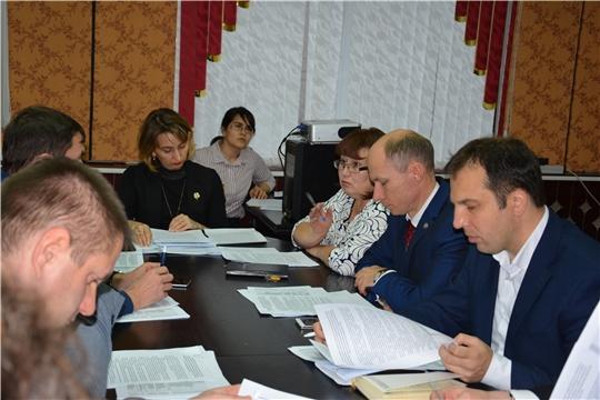 Состоялось заседание Координационного совета по вопросам оказания имущественной поддержки субъектам малого и среднего предпринимательства