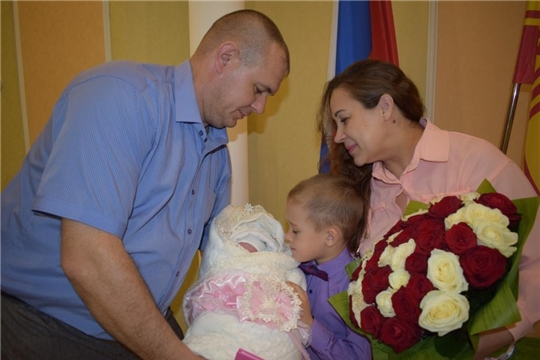 В ноябре в органах ЗАГС Чувашии запланированы мероприятия, приуроченные Дню Матери