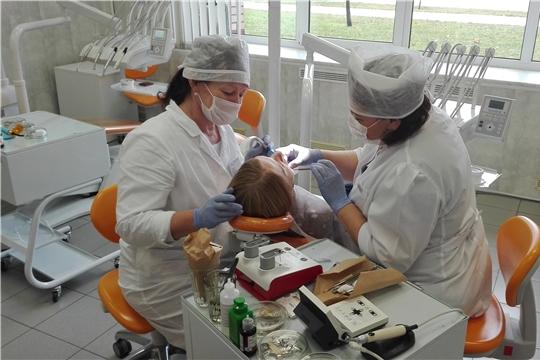Для организации стоматологического кабинета Городской стоматологической поликлинике передано государственное имущество