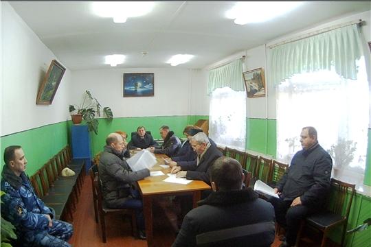 Состоялось очередное выездное заседание Комиссии по вопросам помилования при Главе Чувашской Республики