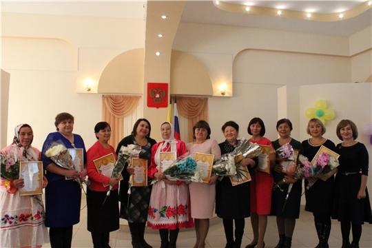 В Шемуршинском районе состоялся День матери