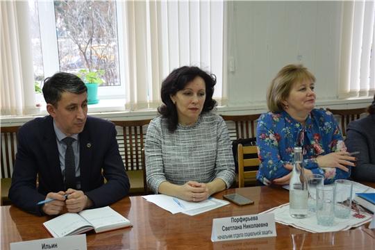 Юристы-населению: Янтиковский район