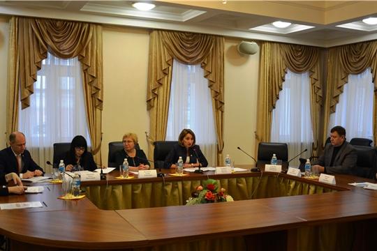 Заседание коллегии Минюста Чувашии