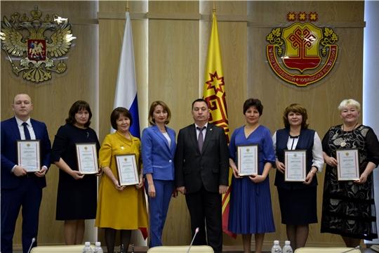 Названы победители конкурса «Лучший муниципальный служащий в Чувашской Республике»