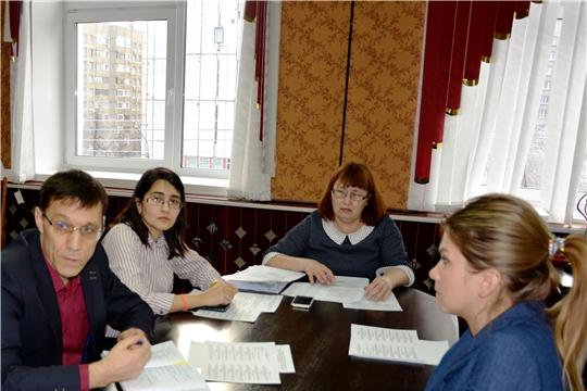 В Минюсте Чувашии состоялось заседание межведомственной комиссии