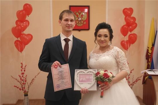 В 2019 году в Чувашской Республике создано 6298 семей