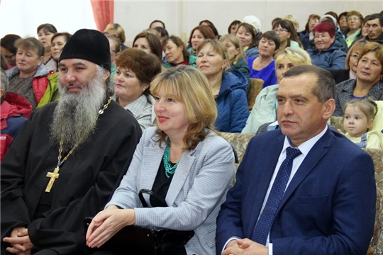 Воспитатели и работники дошкольного образования Моргаушского района отметили свой профессиональный праздник