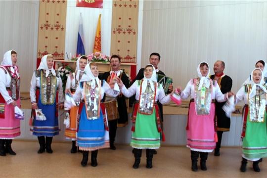 Глава администрации района Ростислав Тимофеев поздравил коллег-ветеранов с Днем мудрых людей