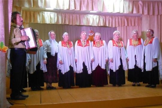В Орининском СДК состоялся праздник, посвященный Дню пожилых людей