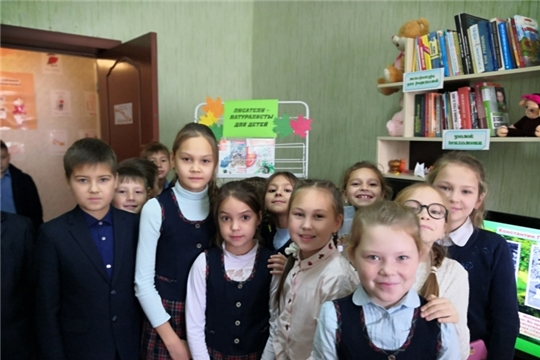 Моргаушская центральная районная детская библиотека им. А. Г. Николаева присоединилась к республиканской акции «День чтения вслух»