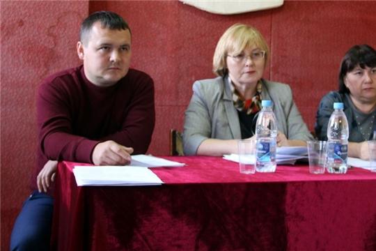 В Моргаушском районе продолжается работа по взысканию задолженностей по уплате налогов, зачисляемых в местный бюджет