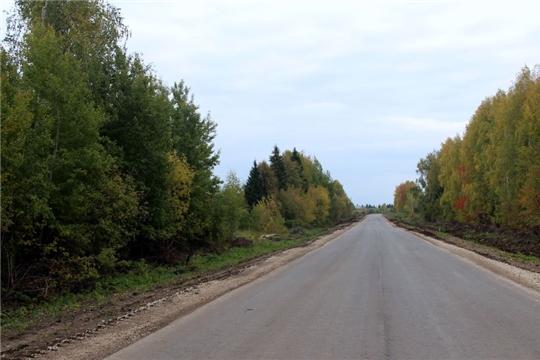 В рамках национального проекта «Безопасные и качественные автомобильные дороги» в Моргаушском районе отремонтировано 9,4 км дорог: «нацпроект решил нашу давнюю проблему»