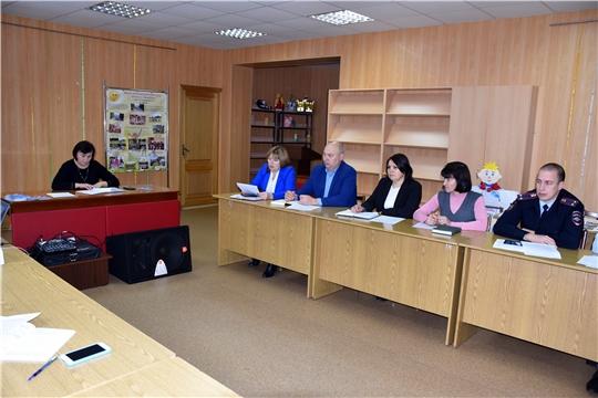 Состоялось заседание муниципальной межведомственной комиссии по организации отдыха детей, их оздоровления и занятости в Моргаушском районе