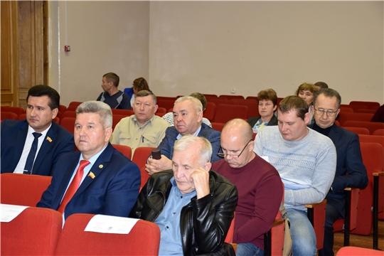 Состоялись публичные слушания по внесению изменений в Устав Моргаушского района