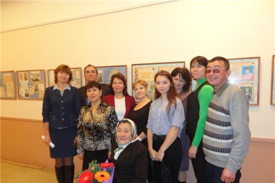 В музее верховых чувашей состоялось открытие экспозиции «От поколения к поколению», посвященное династии учителей