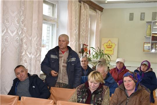 В Моргаушском районе прошел Единый информационный день