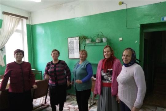 Вечер отдыха «С праздником, дорогие женщины села» в Юнгинском СДК