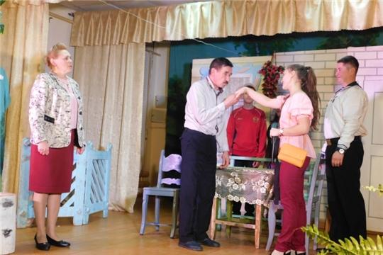 Орининский народный театр – участник II Республиканского фестиваля театрального творчества «Асамлă чаршав»
