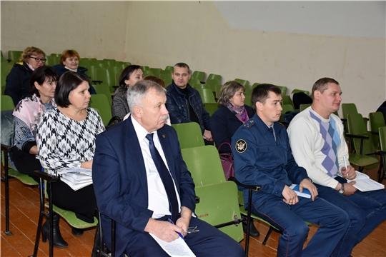 В Ярославском сельском поселении профилактическая работа ведется: «не закрывая глаза на чужую беду»