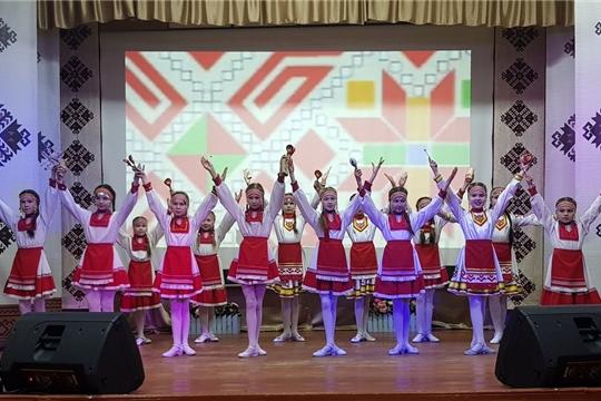 В Моргаушском районе состоялось праздничное мероприятие, посвященное Дню народного единства
