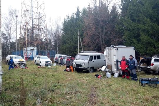 В Чувашии прошла тренировка по восстановлению сетей связи при ЧС