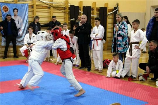 Каратисты Моргаушского района завоевали 6 золотых, 11 серебряных, 10 бронзовых медалей